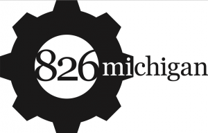 826 Michigan Logo