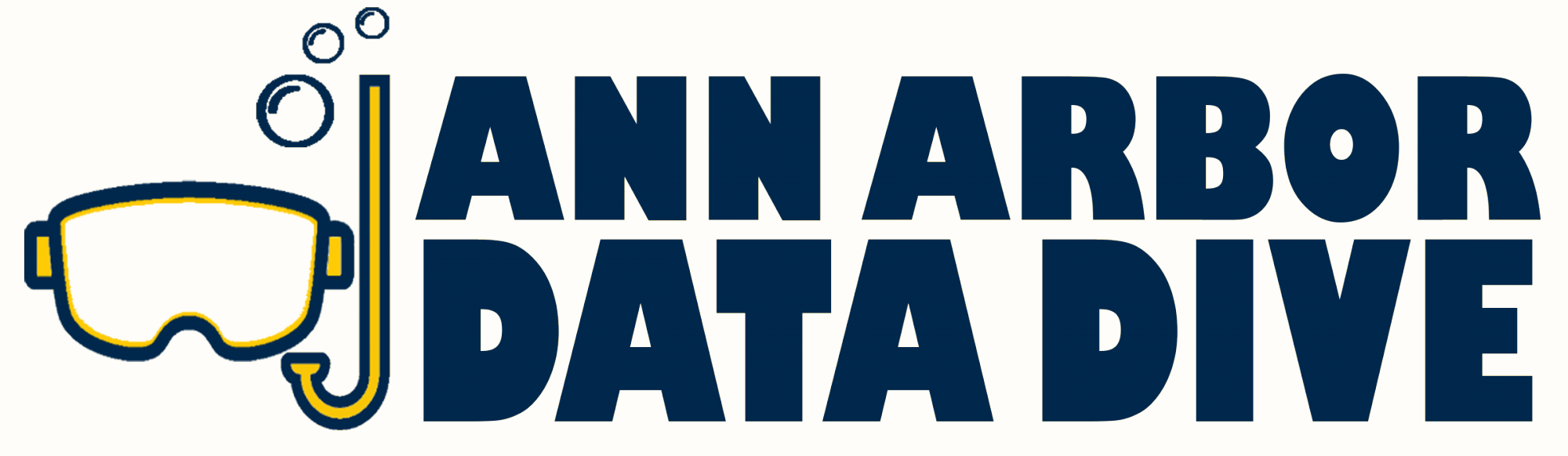 Ann Arbor Data Dive